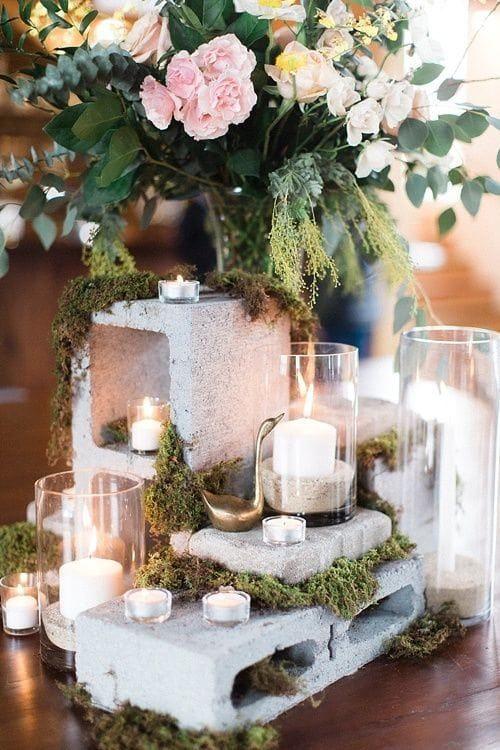 Diy Wedding Industrial Chic Decor Ideas Inspiration Industrial Chic Wedding Industrial Chic Decor Industrial Wedding Decor