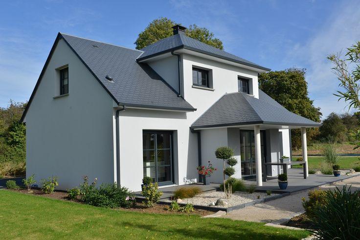 Maison maisons vivre ici 135000 euros 130 m2 for Budget construction maison 130 m2