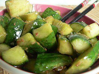 Постные рецепты. Огурцы по-корейски. Korean pickles