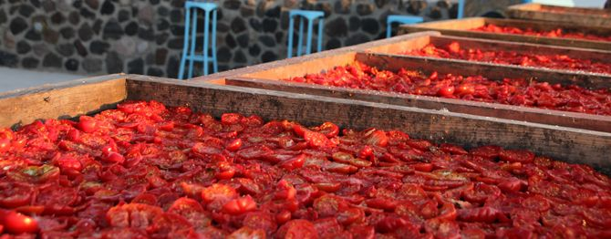 Local products | Local products | Santorini | Regions | WonderGreece.gr