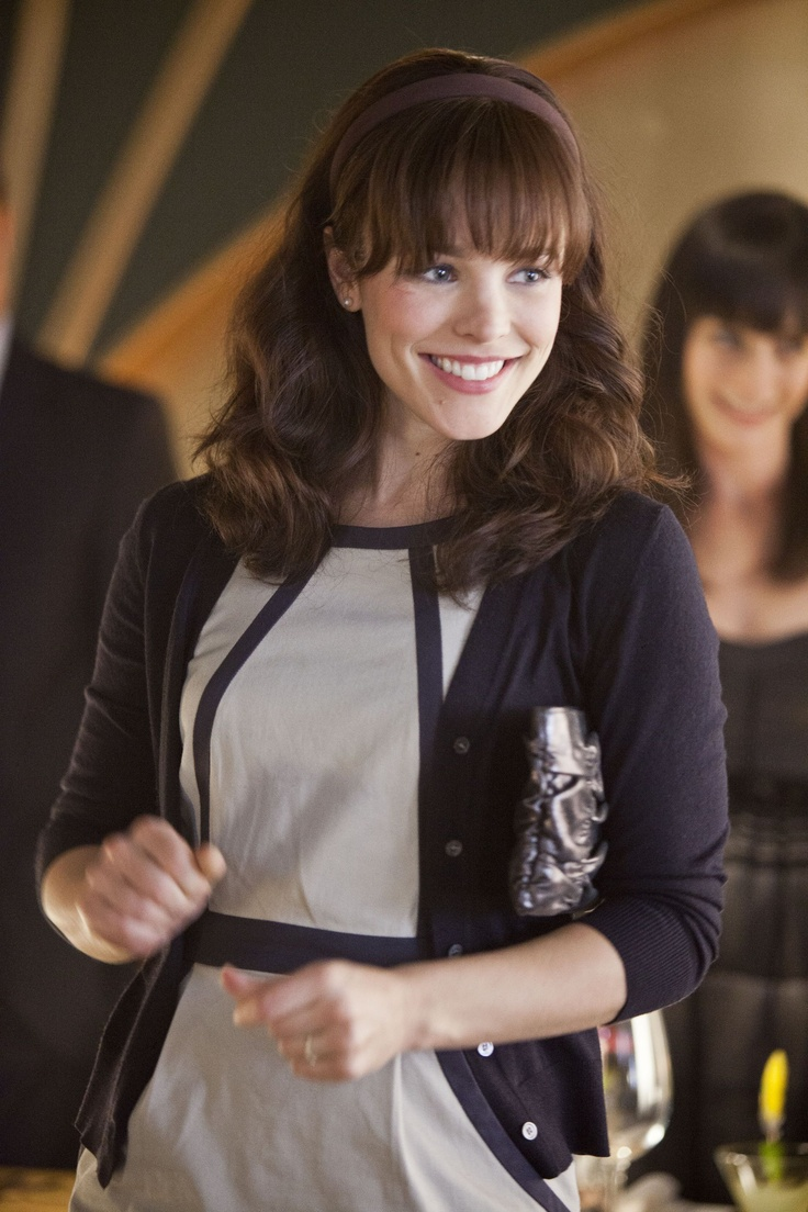 Rachel McAdams looking lovely as Paige in The Vow. Out on Blu-ray and DVD 25th June 2012