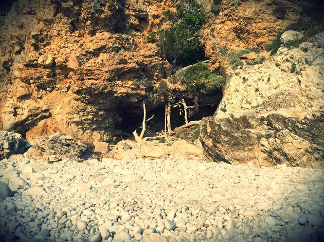 Spiaggia del Prigioniero a San Felice Circeo, Latina