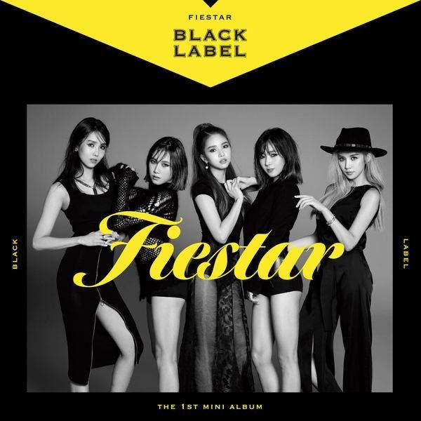 Más de dos años después de su debut, fiestar finalmente lanzará su primer mini-álbum BLACK LABEL! Fiel al título del álbum, las chicas se mantienen elegantes y con clase de contraste que se ve en el traje blanco y negro para el álbum de fotográfico.