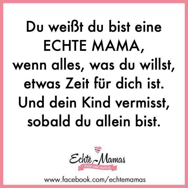 """Gefällt 1,220 Mal, 30 Kommentare - ECHTE MAMAS (@echtemamas) auf Instagram: """"!!! . . #kennIch #soistes #mamaleben #quote #qotd #spruch #spruchdestages #echtemamas"""""""