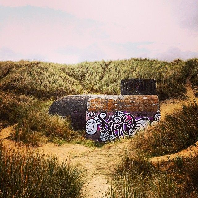 Bray-Dunes in France