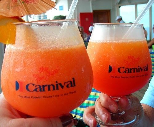 Kiss on the Lips recipe This drink recipe is one of the bigger hits on Carnival Cruise Lines. It seems like every person who tries it comes...