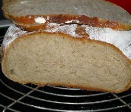 Rezept Münsterländer Bauernbrot von Kiwis Nest - Rezept der Kategorie Brot & Brötchen