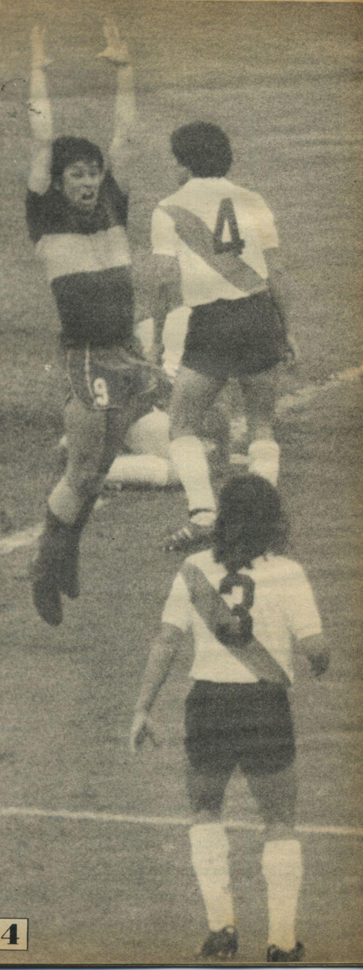 #BocaJuniors - 1975 - Hugo Paulino Sanchez