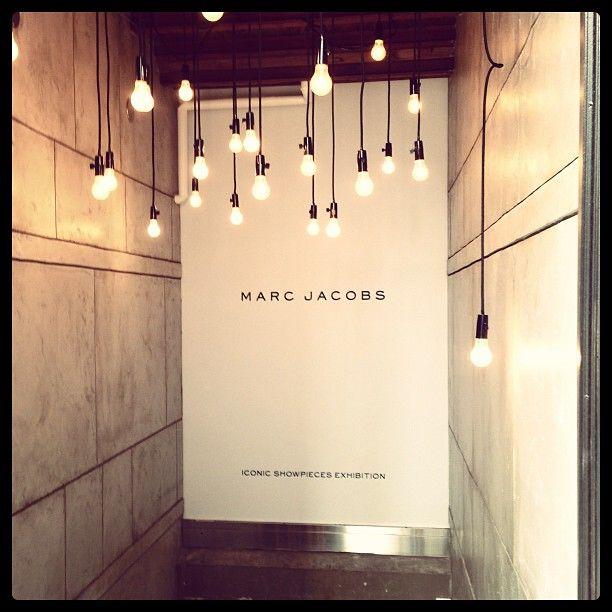 Marc Jacobs Iconic Showpieces Exhibition, via exmoorhorn
