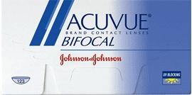 Acuvue Bifocal Contact Lenses