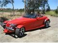 More Looks Than a Ferrari:   1999 Plymouth Prowler | Lake Forest CA