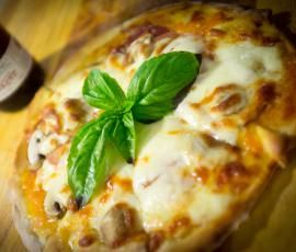 Pizza Dough - Thermomix