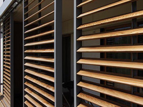 Wetterschutzgitter, Lüftungsgitter, Lamellenwände, Dachhauben, Lamellenhauben und Sonnenschutz vom Hersteller aus Berlin