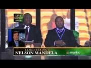 Real #ASL #Translator Translates The #Fake #Signer From Nelson Mandela's Funeral