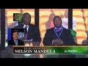 Real #ASL #Translator Translates The #Fake #Signer From Nelson Mandela's Funeral