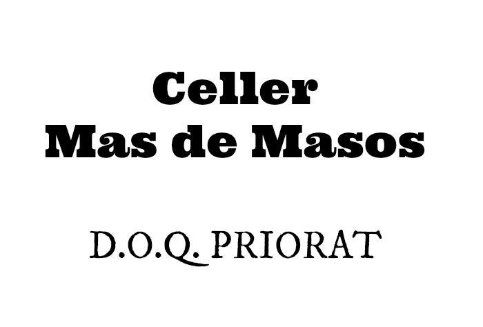 Celler Mas De Masos - Troba el Mas de Masos, en Masos d'en Cubells, el Sirsell o l'Enllaç. Tots bons, tots per degustar!