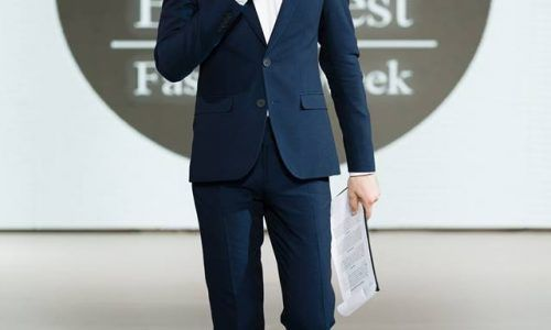 Filip George Prezentator Fashion Tv