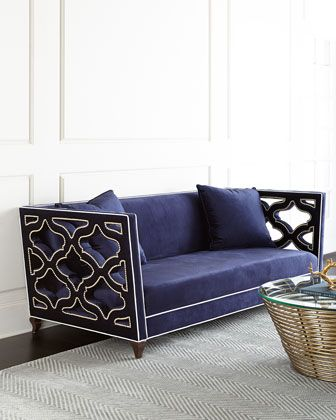 Mystere+Eclipse+Sofa+by+Haute+House+at+Neiman+