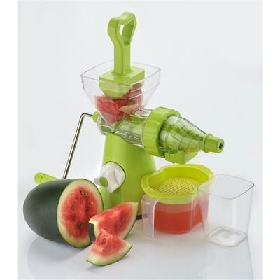 Jen Premium Fruit & Vegetable Juicer with Juice & Pulp Collector