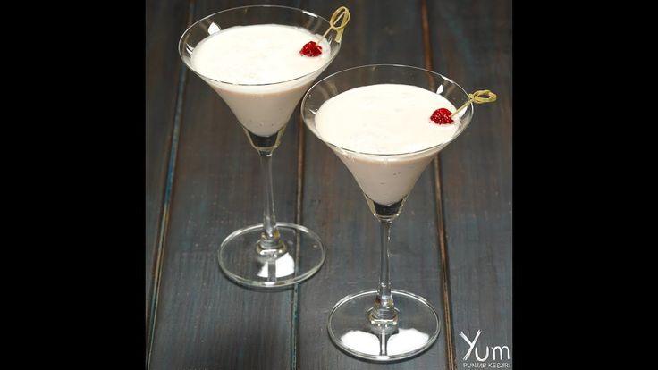 Raspberry Orange Creamsicle Cocktail