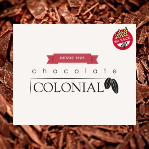 Chocolate Baño Moldeo X 7 Kg - Chocolate Colonial