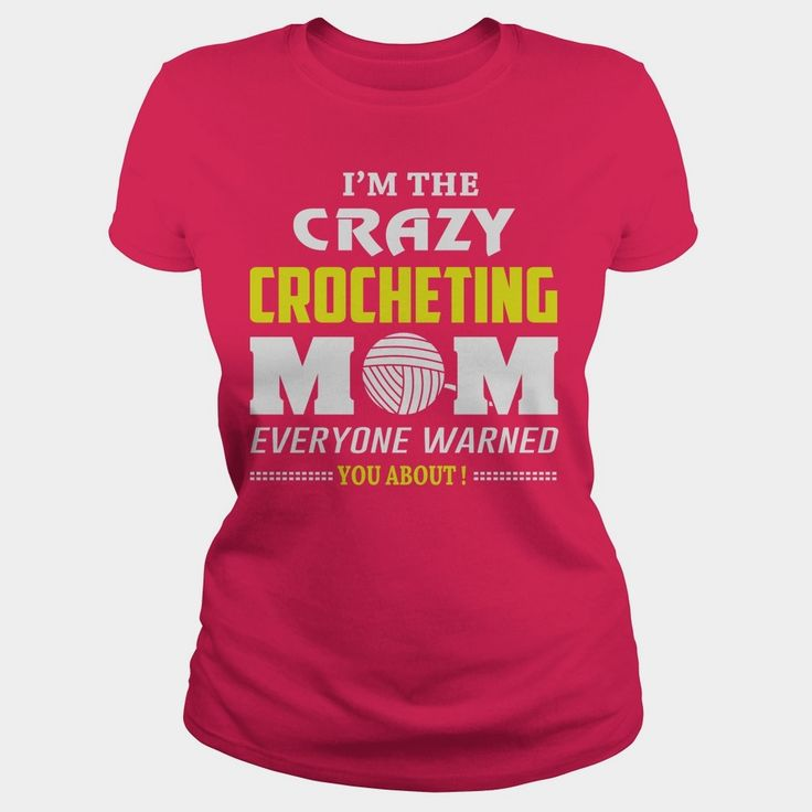 Love Crochet Order HERE ==> https://www.sunfrog.com/Names/Love-Crochet-147128087-Hot-Pink-Ladies.html?52686 Please tag & share with your friends who would love it  #superbowl #birthdaygifts #christmasgifts