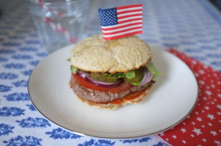 pain burger sans gluten - gluten free burger buns