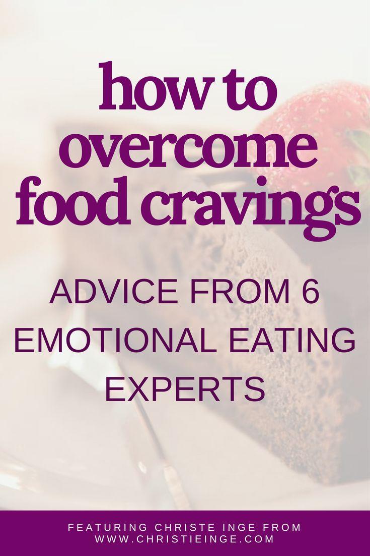 stop food cravings | overcome emotional eating | comfort eating truths | binge eating help