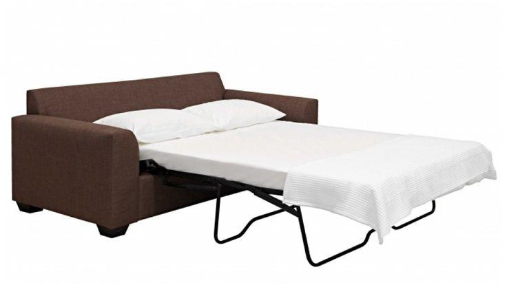 Kingston Fabric Double Sofa Bed Sofa Beds Harvey