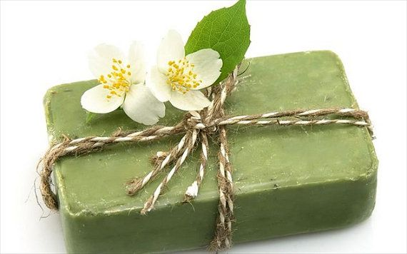 Olive Oil Soap Homemade Soap Handcrafted Soap by AliceInWonderSpa