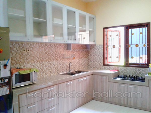78 best images about interior design kitchen set on for Kitchen set bali