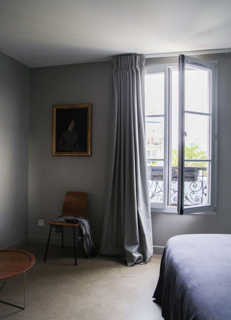 my scandinavian home: My stay at the beautiful Hotel Henriette, Paris. Photo - Niki Brantmark.