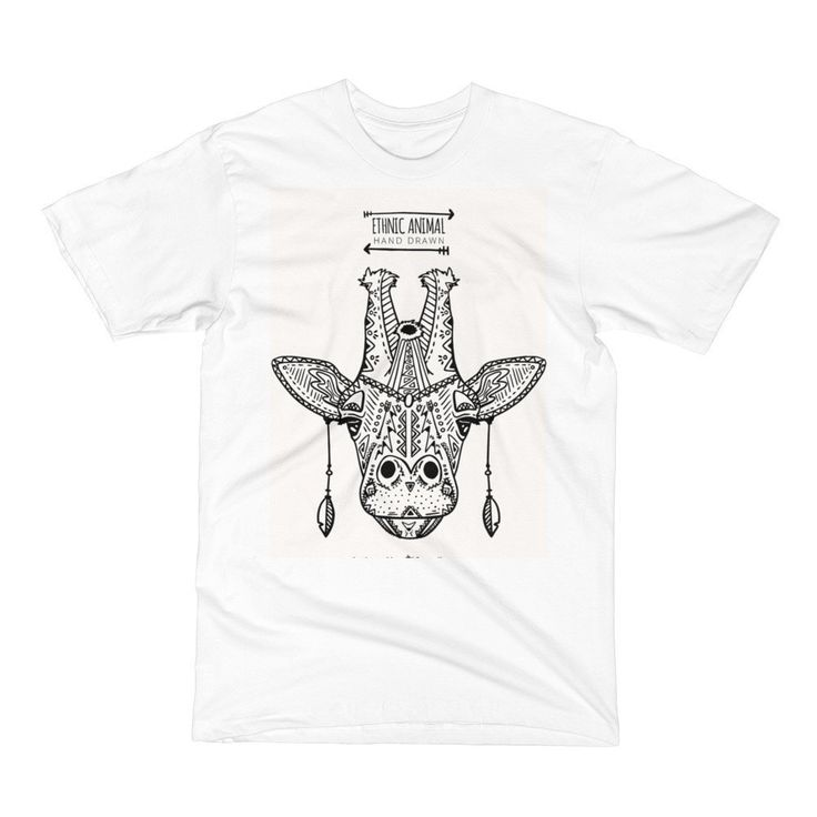 Ethnic Cow T-Shirt