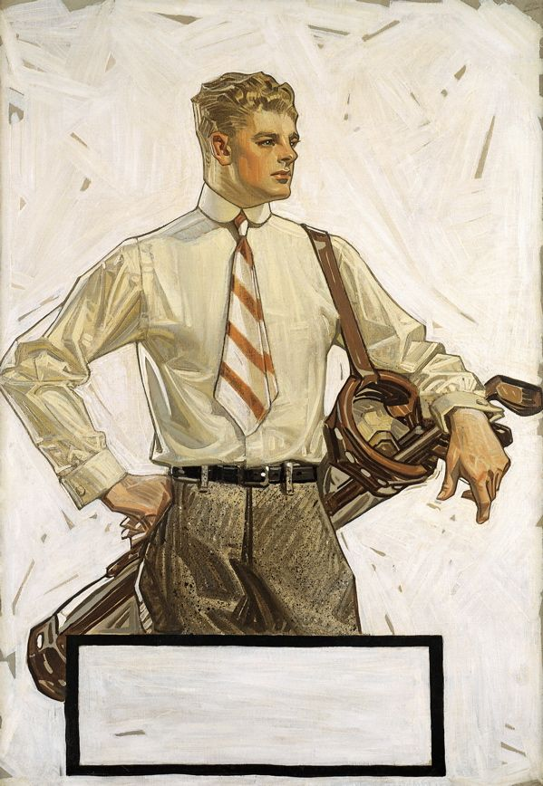 art by j c leyendecker