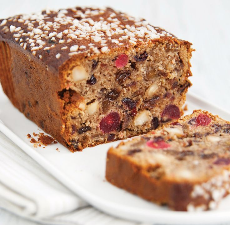 Fruit Loaf Recipe Inspired By The Great British Bake Off