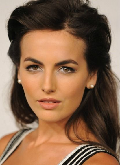 camilla belle perfect makeup