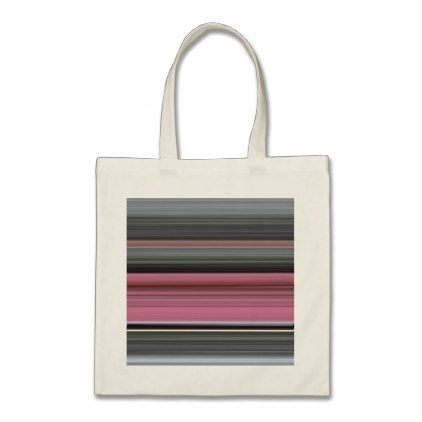Abstract #1: Pink and grey Tote Bag - modern gifts cyo gift ideas personalize