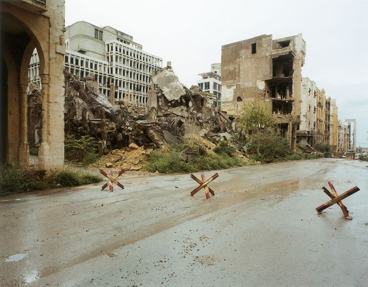 Gabriele Basilico :: Studio La Città  Beirut