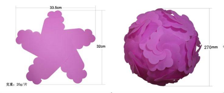 Blumen-Lampenschirme Beleuchtung / iq Puzzle Light - Kaufen Blumenlampe ...