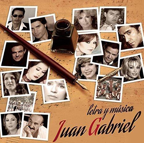 Various - Letra y Música: Juan Gabriel