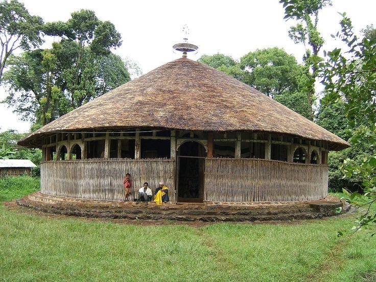 Bahar Dar Church Ethiopia - Arte etíope - Wikipedia, la enciclopedia libre
