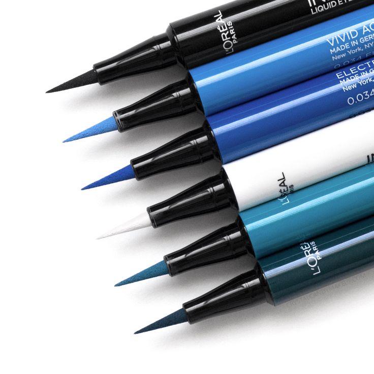 L'Oréal Paris Infallible Paints Liquid Eyeliners