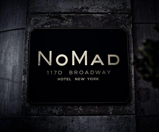 The NoMad Hotel    NY fav