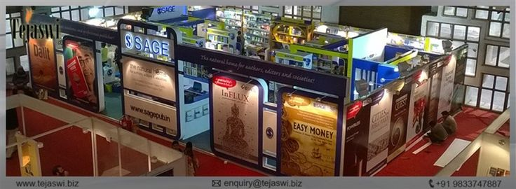 Single Source Contact for Exhibition Stalls, Portable Stalls , Kiosk Design and Fabrication