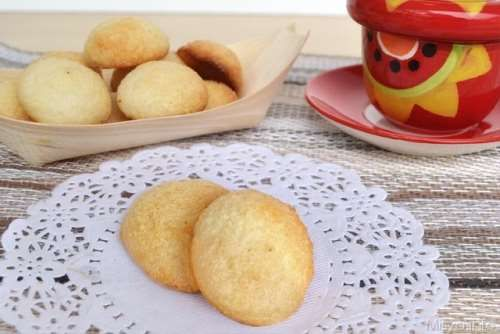 Biscotti al cocco e latte condensato