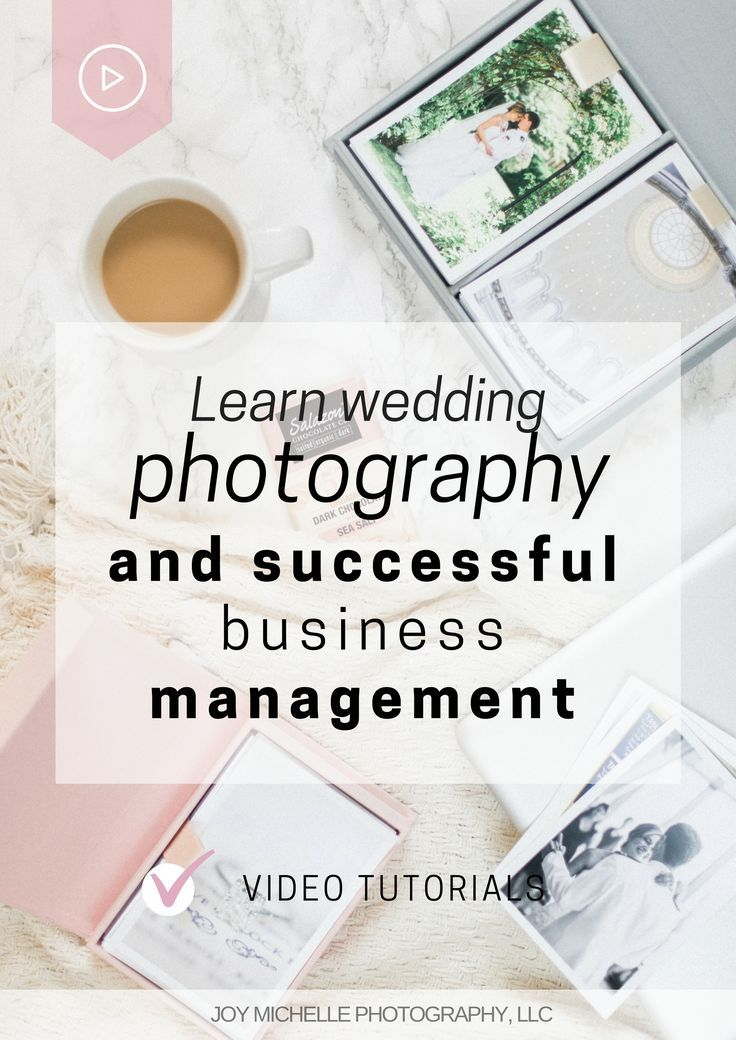 Learn wedding photography and wedding photography business management | How to b…