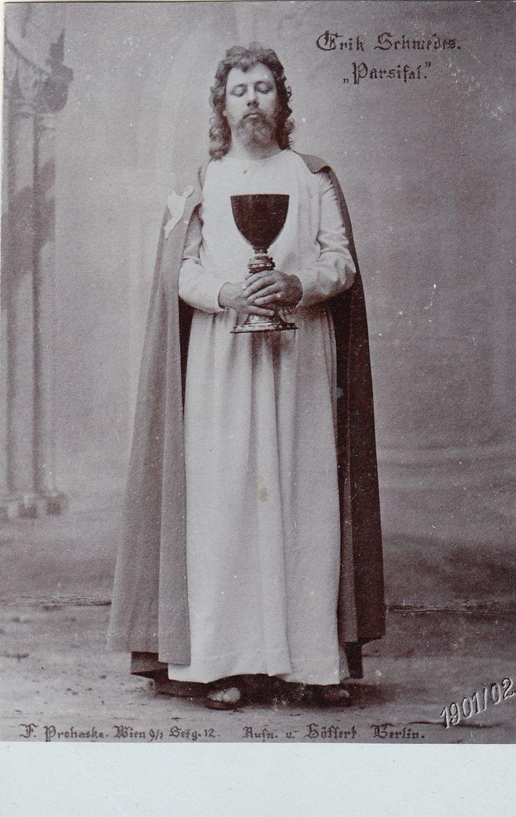 Erik Schmedes 1901