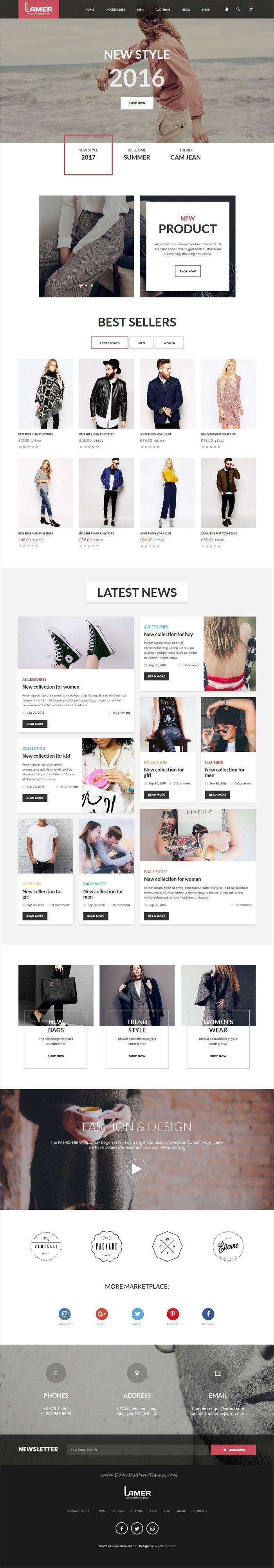 9 best WordPress Theme images on Pinterest
