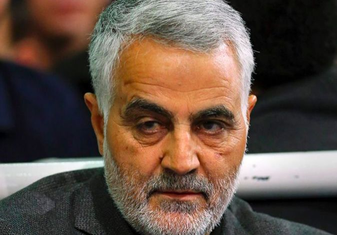 0bamanation: Israel Planned To Kill Head Of Quds Force, Qassem Soleimani, Behind Death Of 100s Of Americans, But Obama Warned Iran.....I would think that was called TREASON.