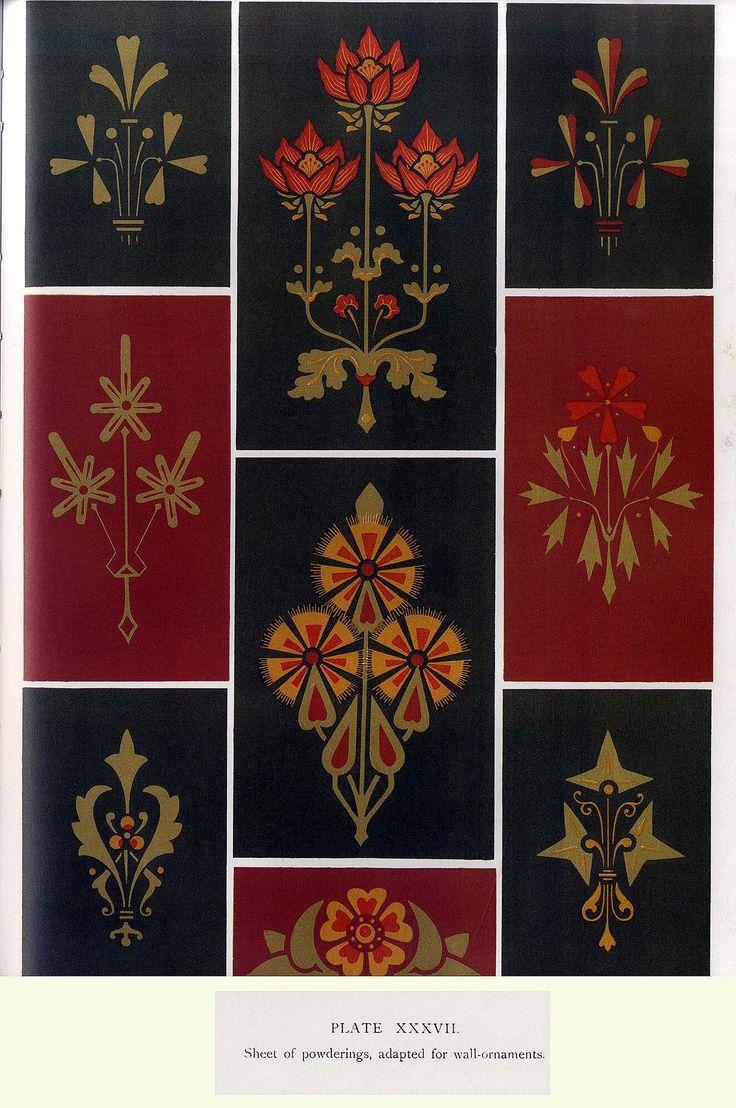 images about art nouveau on pinterest   wmf  art nouveau    christopher dresser  studies in design   a selection of plates